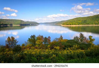 Lake at Allegany State Park