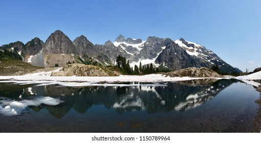 Lake Ann Trail, Mt. Baker-Snoqualmie National Forest, Washington State
