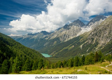 Lake Anterselva - Antholz