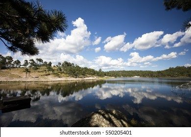 Lake Arareco is a lake high in the Sierra Madre Occidental range, within Chihuahua state in northwestern Mexico.