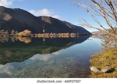 Lake Aviemore, New Zealand