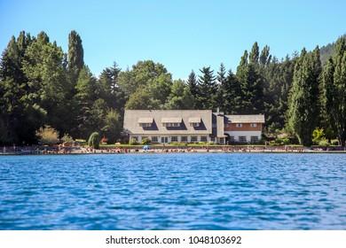 Lake in Bariloche