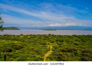 Lake baringo islands