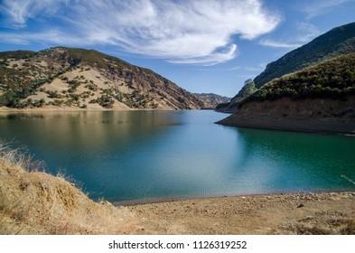 Lake barryessa California