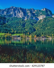 Lake in Bavaria