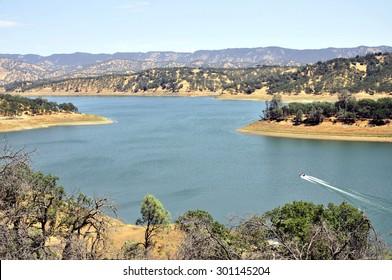Lake Berryessa / Below Water Level
