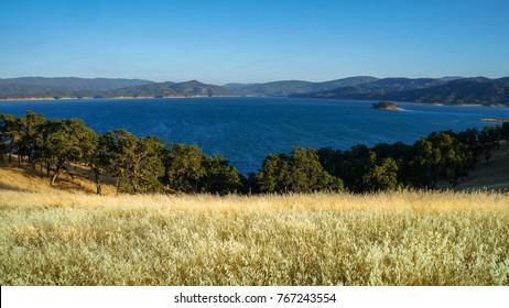 Lake berryessa California