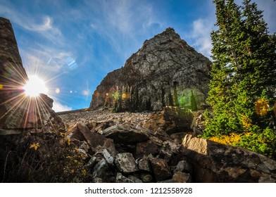 Lake Blanche Sundial Peak