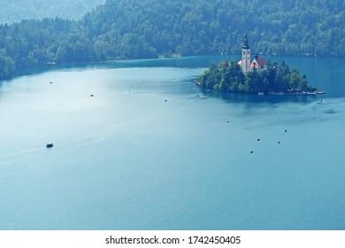Lake Bled, Resorts in Slovenia, Europe
