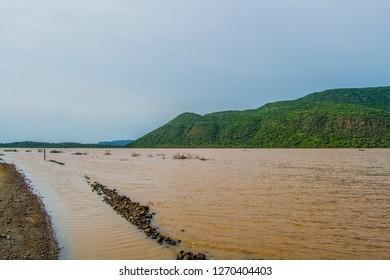 Lake bogoria landscape