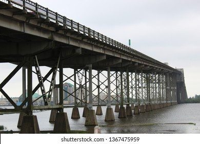 Old Interstate Bridge Images, Stock Photos & Vectors