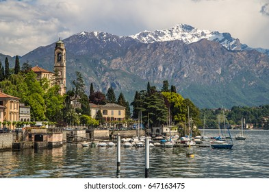 Lake Como has many  beautiful and historic churches that are abundant throughout the local area of Lombardy