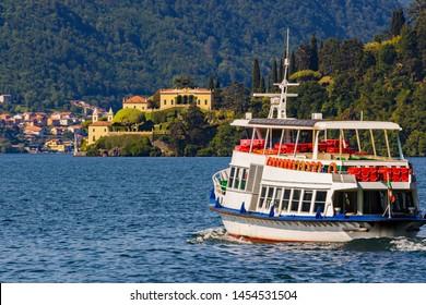 Lake Como (IT) - Passenger transport to Villa Balbianello