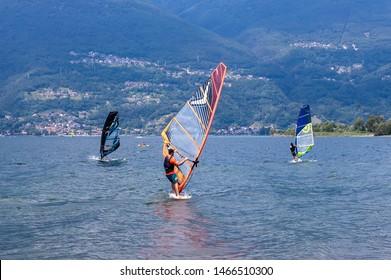 Windsurf Images, Stock Photos & Vectors | Shutterstock