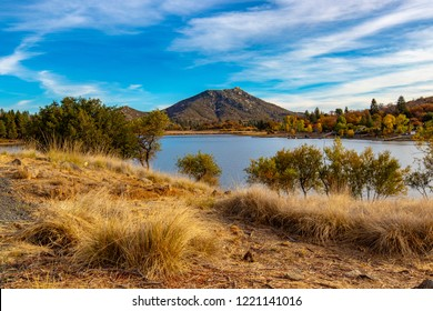 Lake Cuyamaca Julian California