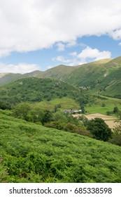 Lake District Cumbria uk