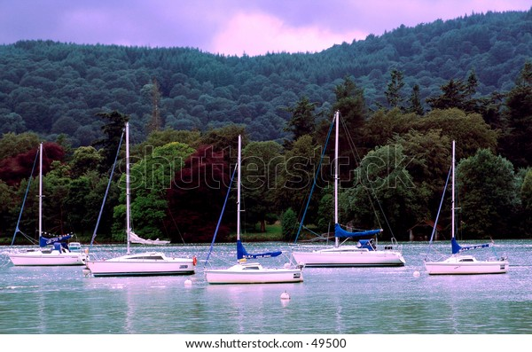 Lake District, Lake Windermere