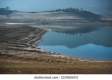 lake and dunes
