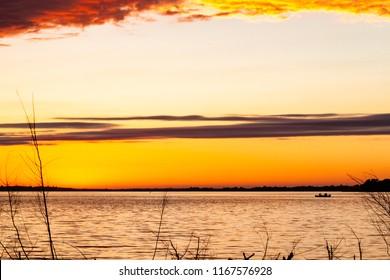 Lake Fork Sunset