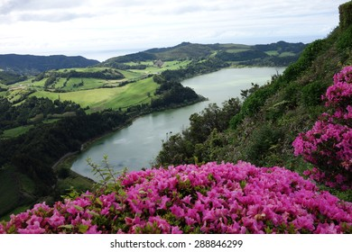 Lake Furnas - Azores - Portugal
