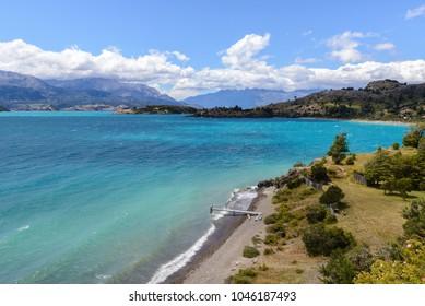 Lake General Carrera, Chile