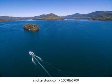 lake george open water