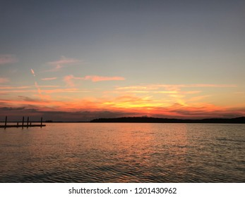 Lake Hartwell Sunset