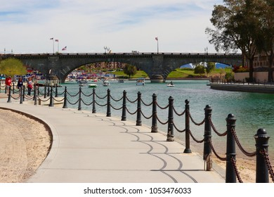 Lake  Havasu and the London Bridge
