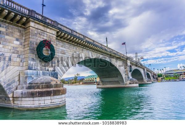 Lake Havasu Londong Bridge