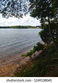 Lake Heartwell, Clemson,SC, USA