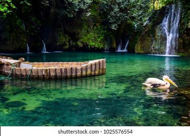 the lake of heaven... baakline, mount lebanon