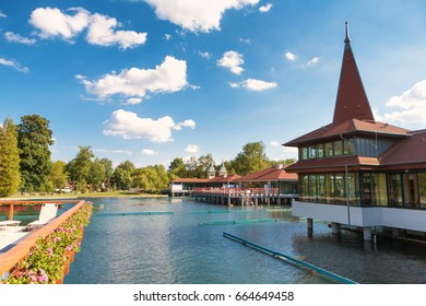 Lake Heviz thermal bath
