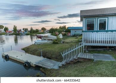 Lake House Alaska