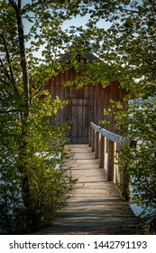 Lake house in Stegen am Ammersee in Bavaria Germany