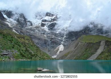 Lake Humantay, Perú