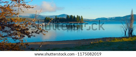 Lake Jindabyne - Snowy Mountains - Australia