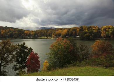 Lake Junaluska near Asheville, North Carolina