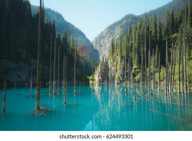 Lake Kaindy (Kazakhstan)