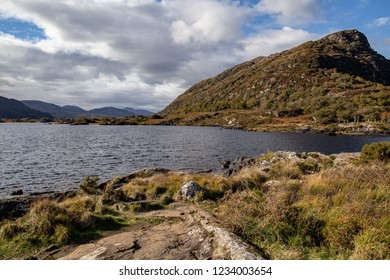 A lake in the Killarney National Park