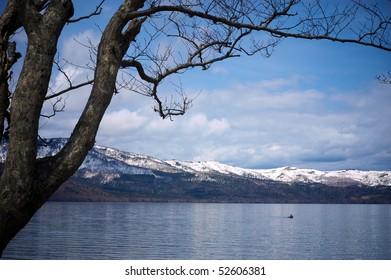 Lake Kussharoko, Hokkaido, Japan