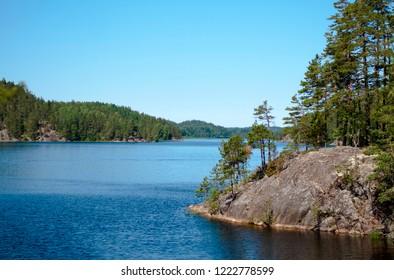 Lake Ladoga, Karelia