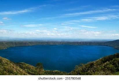 Lake Laguna de Apoyo, Nicaragua