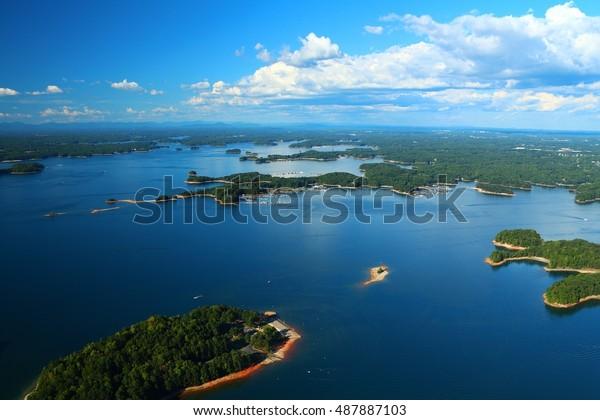 Lake Lanier East View