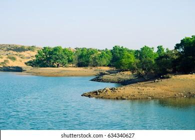 Lake, Lonavala, Maharashtra, India