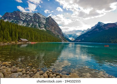 Lake Louis, Banff National Park, Alberta, Canada