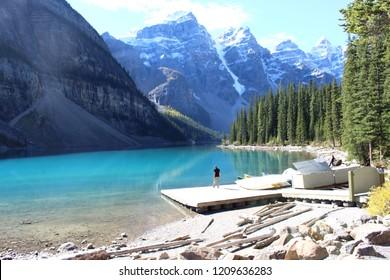 lake louise and banff national park