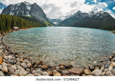 Lake Louise. Canadian Rocky Mountains, Alberta, Canada