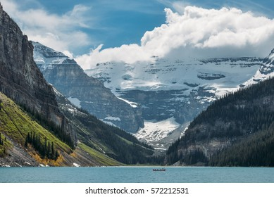 Lake Louise. Canadian Rocky Mountains, Alberta, Canada