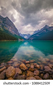 Lake Louise Rocks