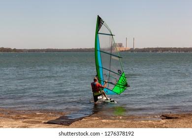 Woman in Lake Macquarie
